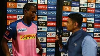 Really gutted that I have to leave RR: Jofra Archer